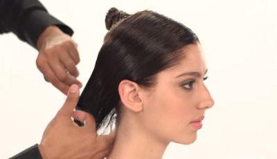 Cum să îți îndrepți părul fără placă. Video