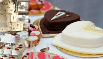 10 torturi de nuntă pe care orice mireasă le-ar dori