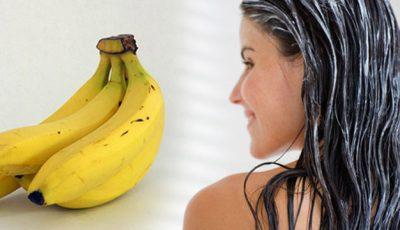 Cum să-ţi faci un tratament cu banane, pentru vârfurile despicate