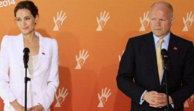 Angelina Jolie vrea să facă politică!