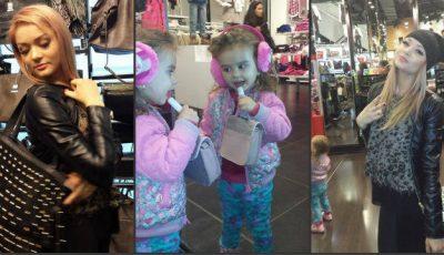 Shopping la Milano cu Tatiana Melnic!