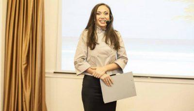 """Galina Tomaș: """"Afacerea mea a început de la un împrumut!"""""""