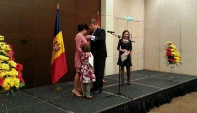 Ce distincție a primit Silvia Radu de la Regele Spaniei!