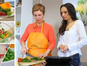 Întărește-ți imunitatea! O salată cu super-alimente!