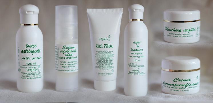 Foto: Produse cosmetice naturale antiacnee pentru ten sensibil