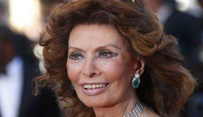 Sophia Loren, mărturisire uluitoare despre operaţiile estetice!