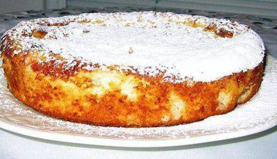 Prăjitura cu orez şi portocale