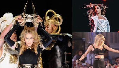 Madonna, detronată. Topul celor mai bine plătite cântăreţe din 2014