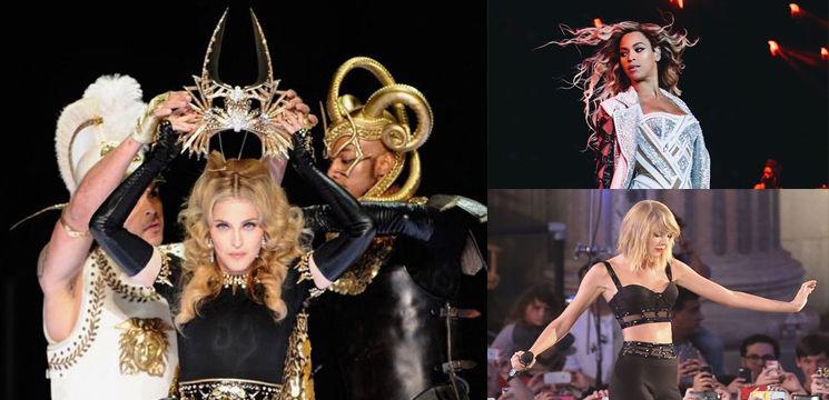 Foto: Madonna, detronată. Topul celor mai bine plătite cântăreţe din 2014