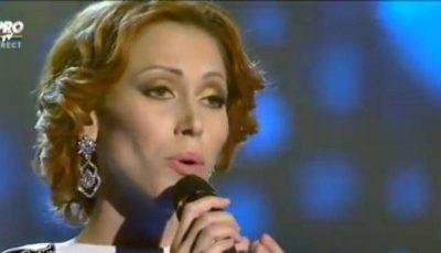 """Momentul care a adus-o pe Aliona Moon în finala """"Vocea României""""!"""