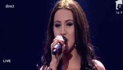 Românii au văzut în ea o Monica Bellucci cu voce!
