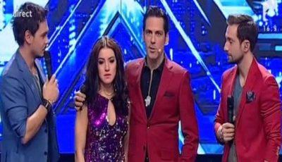 Nicoleta Nucă, eliminată de la X Factor!