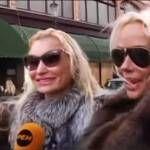 Foto: Shopping la Londra cu soțiile oligarhilor ruși!