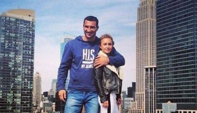 Vladimir Klichko și-a părăsit iubita însărcinată! Motivul?