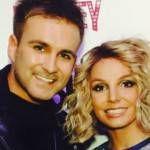 Foto: Ionel Istrati, alături de Britney Spears! Ce pune la cale