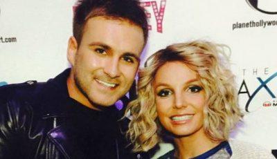 Ionel Istrati, alături de Britney Spears! Ce pune la cale