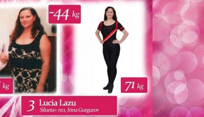 """Lucia Lazu: """"Așa suntem noi, mai grăsuți, spuneam atunci când aveam 115 kg"""""""