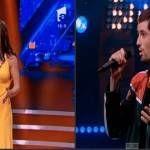Foto: Nicoleta Nuca l-a bătut pe un alt moldovean la X Factor