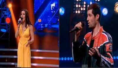 Nicoleta Nuca l-a bătut pe un alt moldovean la X Factor