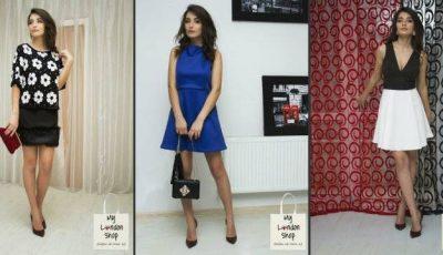 Alege rochia pentru Revelion în funcție de personalitatea și formele tale!