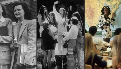 Cum a evoluat stilul vestimentar al elevilor de liceu în ultimii 74 de ani