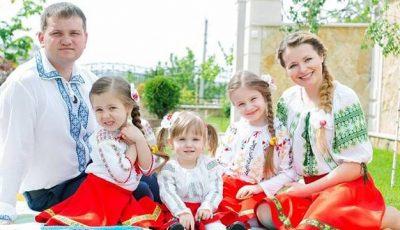 Soţia politicianului Valeriu Munteanu a mai născut… o fetiţă