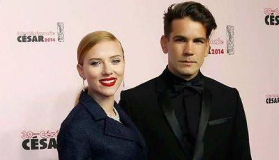 Scarlett Johansson face primele declaraţii despre fiica ei, Rose