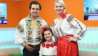 Iată ce-şi doreşte fiica lui Igor Cuciuc de la Moş Crăciun