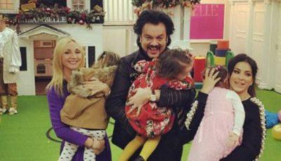 Fiica lui Filip Kirkorov şi-a sărbătorit ziua de naştere