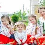 Foto: Soţia politicianului Valeriu Munteanu a mai născut… o fetiţă