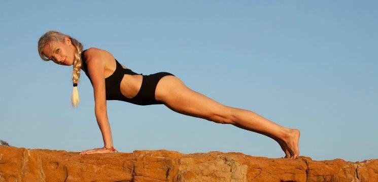 Foto: Podul abdominal îți arcuiește talia și îți tonifiază mușchii