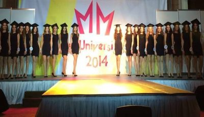 Vezi cine a câștigat titlul de Miss Universitate 2014!
