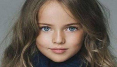 Ea e cea mai frumoasă fetiță din lume… Cum arată, însă, părinții ei?