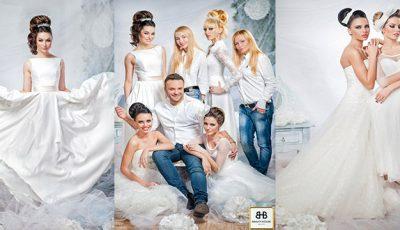 Beauty House îți prezintă colecția de iarnă 2015 în materie de machiaj și coafură de mireasă