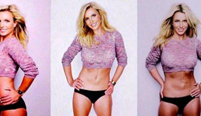 Exerciții de vedetă. Cum a reușit Britney Spears să slăbească!
