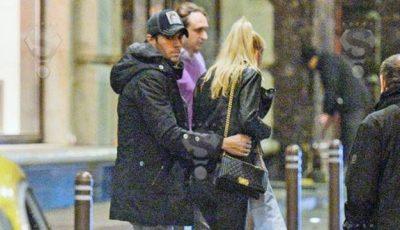 Enrique Iglesias și Anna Kournikova au fost surprinși la Moscova!