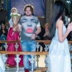 Foto: Evghenii Hudorojcov a creat două colecții de rochii pentru Sărbători!