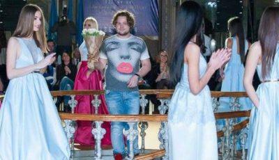 Evghenii Hudorojcov a creat două colecții de rochii pentru Sărbători!