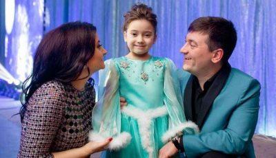 Fiica lui Costi Burlacu s-a lansat în muzică!