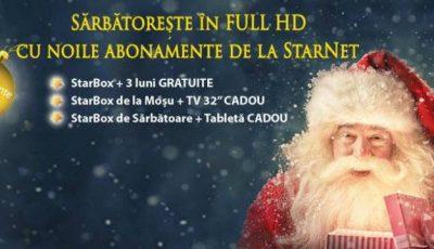StarNet împarte cadouri Full HD!