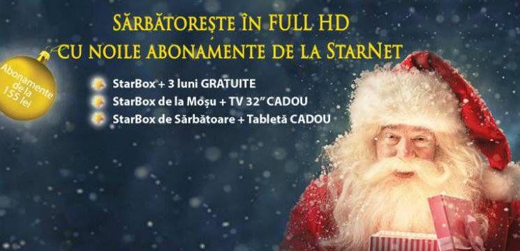 Foto: StarNet împarte cadouri Full HD!
