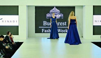 Nikita Rinadi a participat la Bucharest Fashion Week