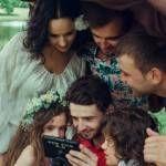 Foto: Ce rol are Andreea Marin în videoclipul lui Ionel Istrati! Poze de la filmări