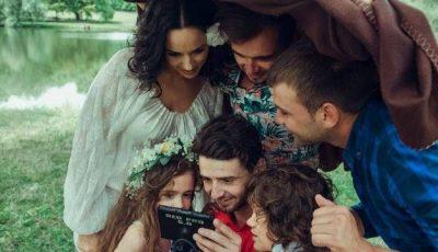 Ce rol are Andreea Marin în videoclipul lui Ionel Istrati! Poze de la filmări