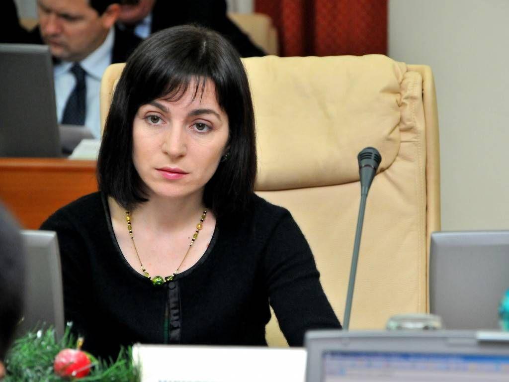 Санду: Я подписала указ о роспуске парламента, выборы состоятся 11 июля