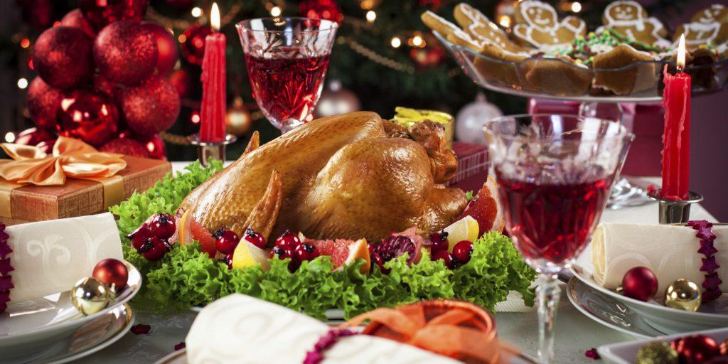 Christmas Turkey Dinner