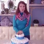 Foto: Soţia lui Alexandru Manciu s-a lansat în televiziune