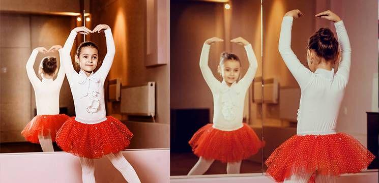 Foto: Elena Porfireanu a câștigat concursul Baby Star