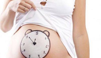 Totuşi, cât durează sarcina?