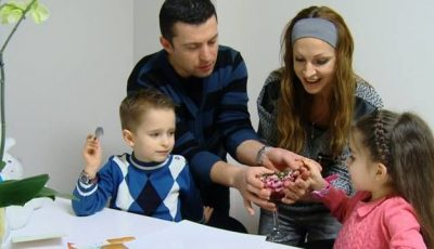 """Natalia Gorgos: """"Am refuzat să-mi vaccinez copiii până la 3 ani…"""""""